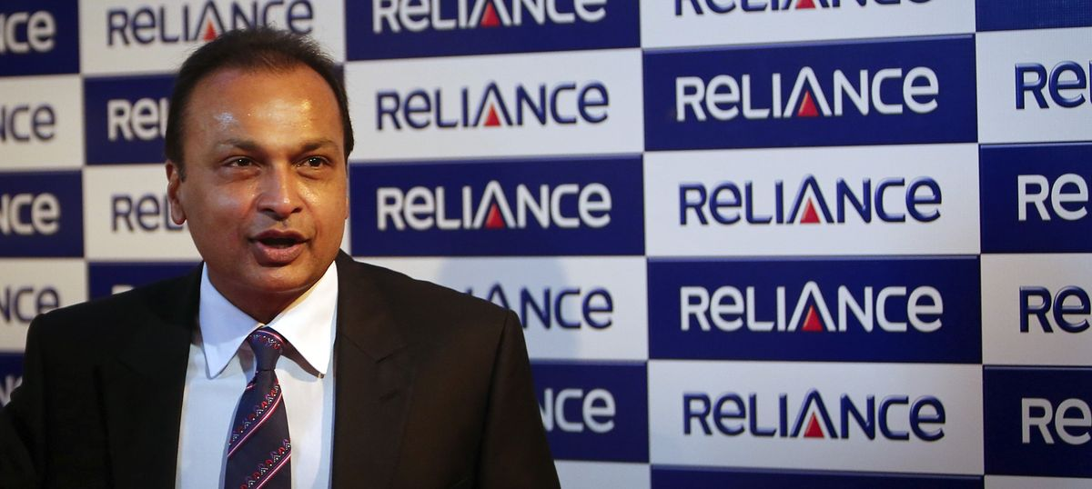 Reliance Communications shares tank nearly 4.5% amid reports of China bank filing insolvency case