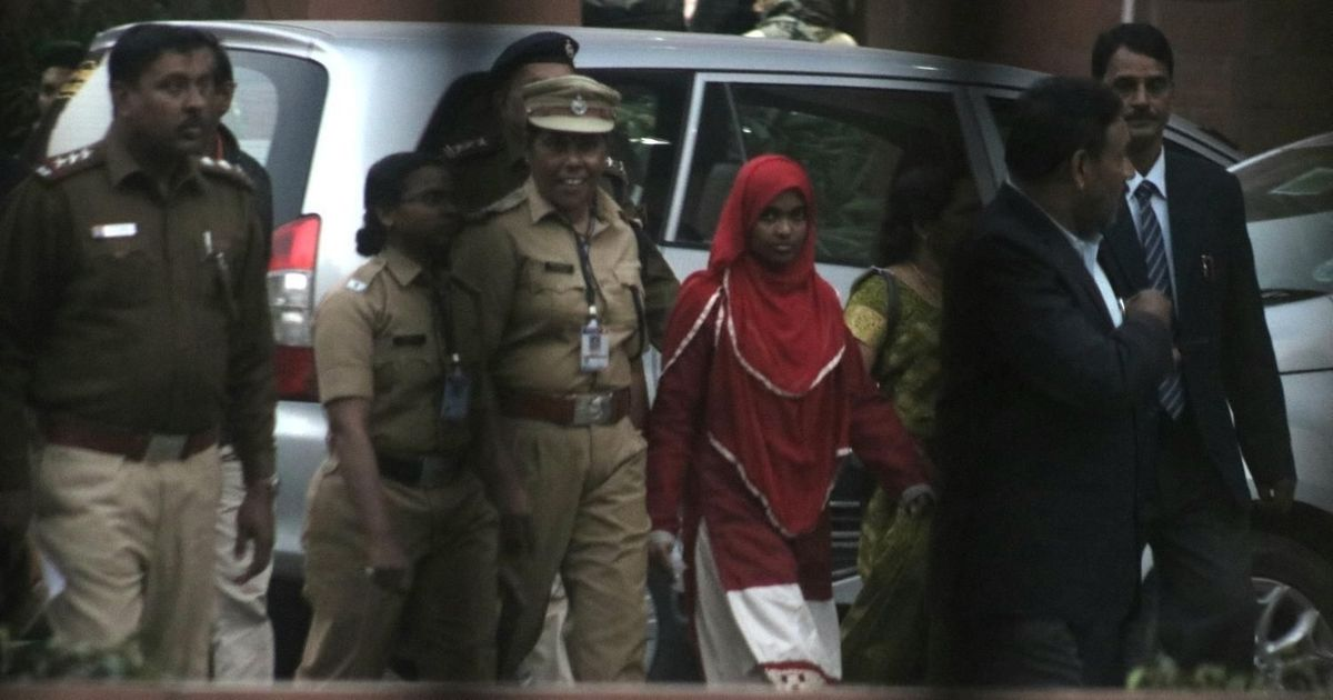 Kerala conversion case: Hadiya says she is happy with SC order allowing her to finish her education