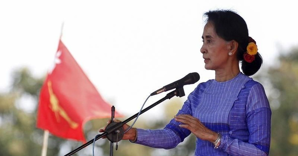 Aung San Suu Kyi stripped of 'Freedom of Oxford' honour for weak response to Rohingya crisis