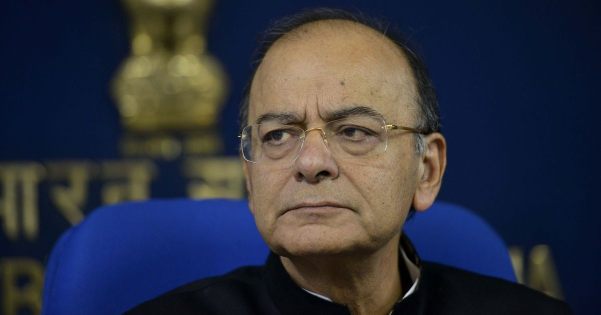 Arun Jaitley says Centre has not waived loans granted to 'capitalists'