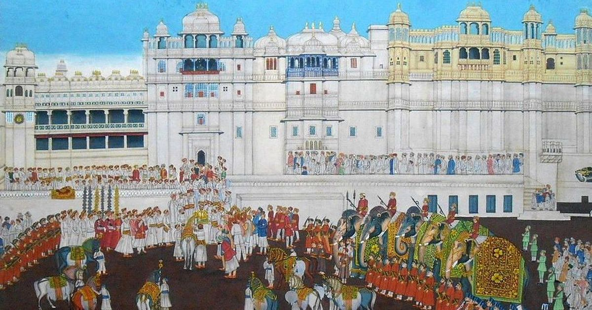 The tragic tale of Krishna Kumari of Mewar – and why it isn't told as much as Rani Padmini's