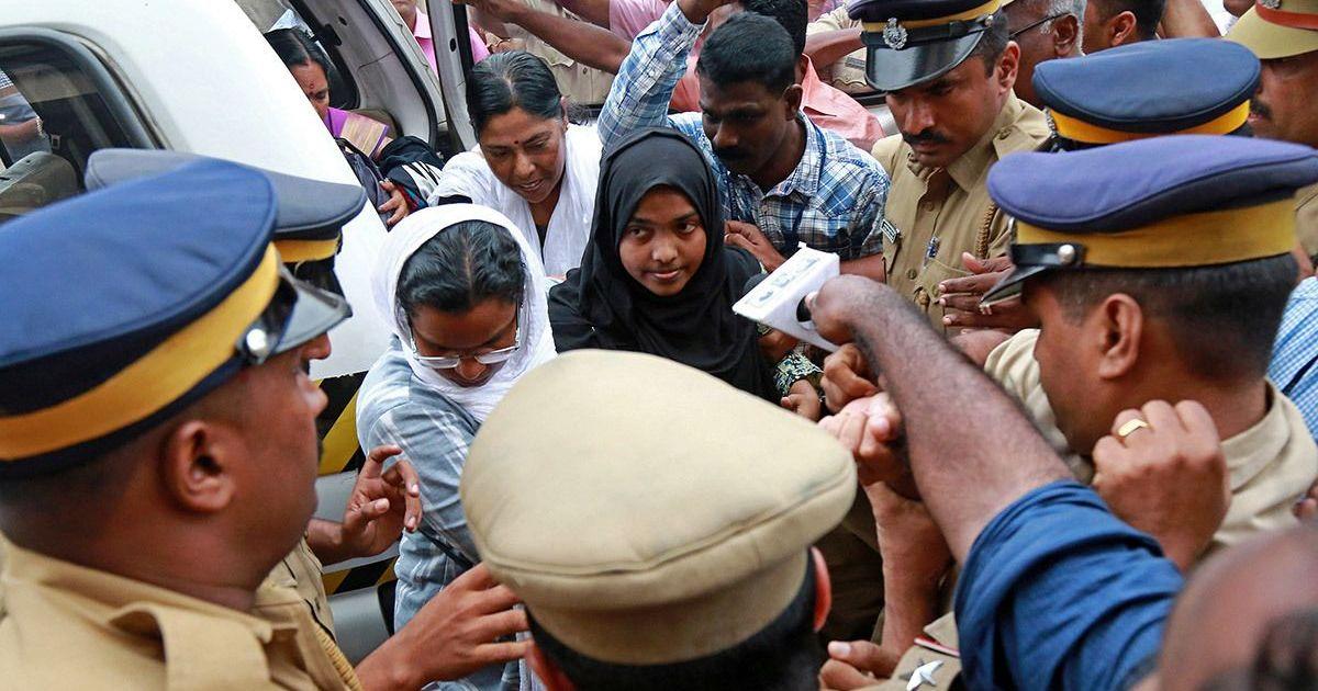 Hadiya will be registered as Akhila Ashokan, says principal of college in Salem