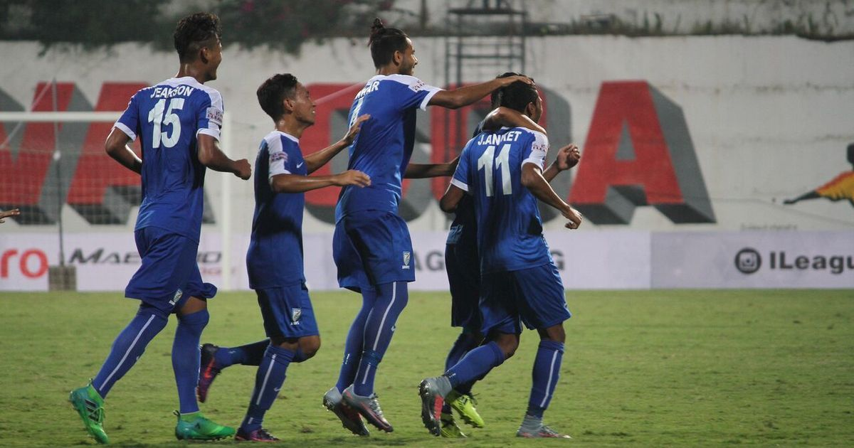 Indian Arrows beat Chennai City 3-0 as Aniket Jadhav nets brace in first I-League match