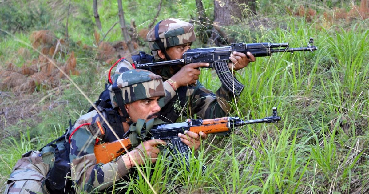 Jammu and Kashmir: Five militants killed in separate encounters in Budgam and Baramulla districts