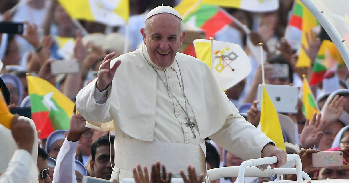 By failing to mention the Rohingyas during his Myanmar visit, Pope Francis lost a golden opportunity