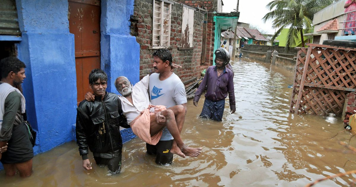 The big news: Cyclonic storm Ockhi kills five in Kerala and Tamil Nadu, and nine other top stories