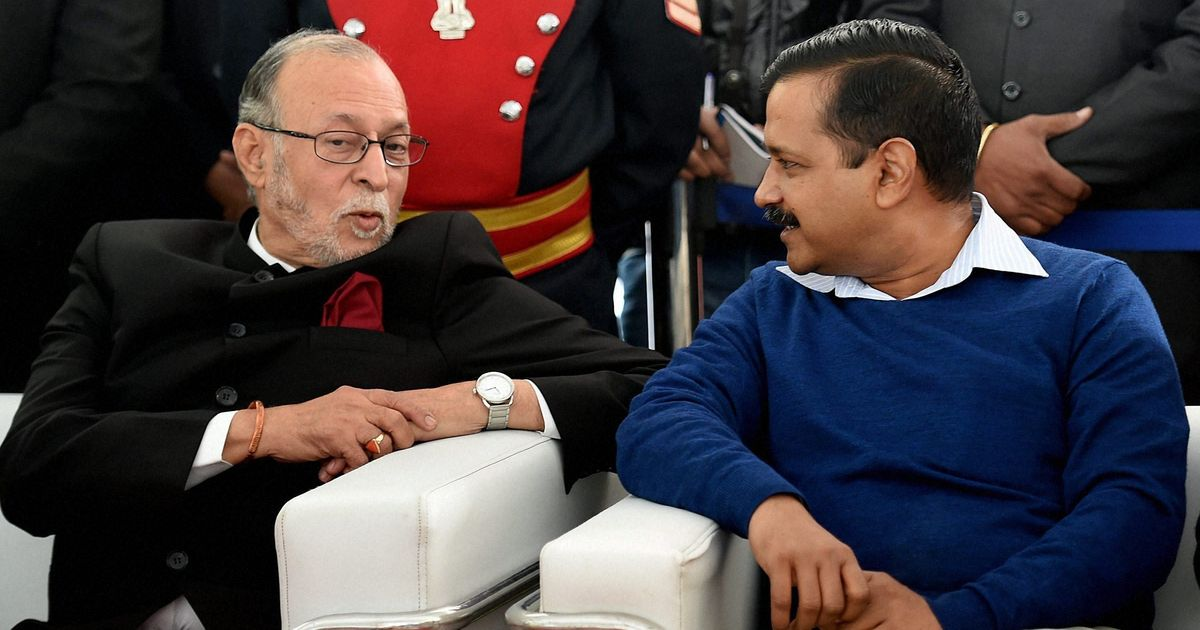 Delhi's lieutenant governor cannot arbitrate on the validity of state government's decisions: SC