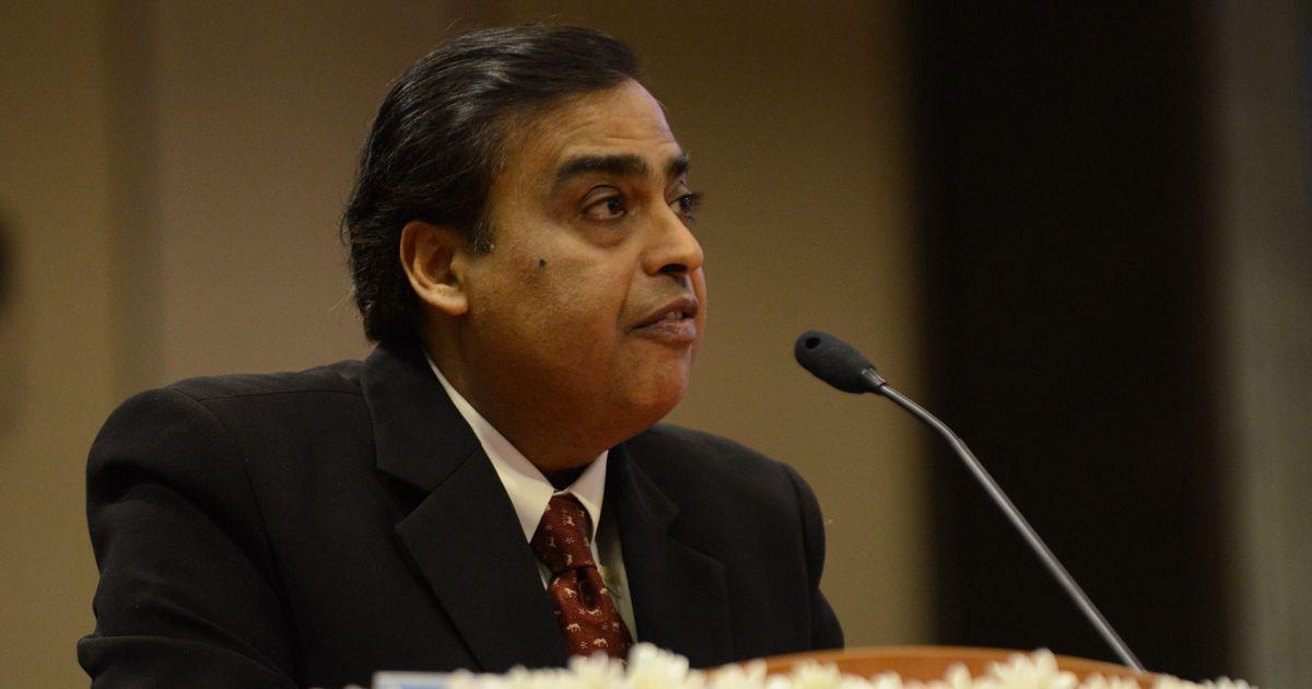 India's economy will overtake China's by the middle of the 21st century: Mukesh Ambani