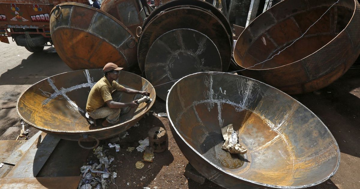 Rise in India's manufacturing output for November was highest in 13 months, shows data