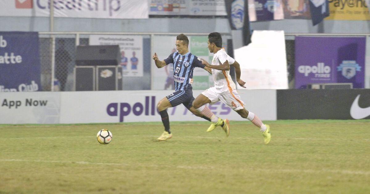 I-League: Chencho Gyeltshen-inspired Minerva beat newcomers Neroca 2-1
