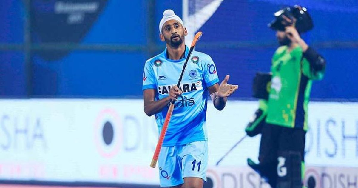 HWL Final 2017: Defending champions Australia held to a draw by gritty India