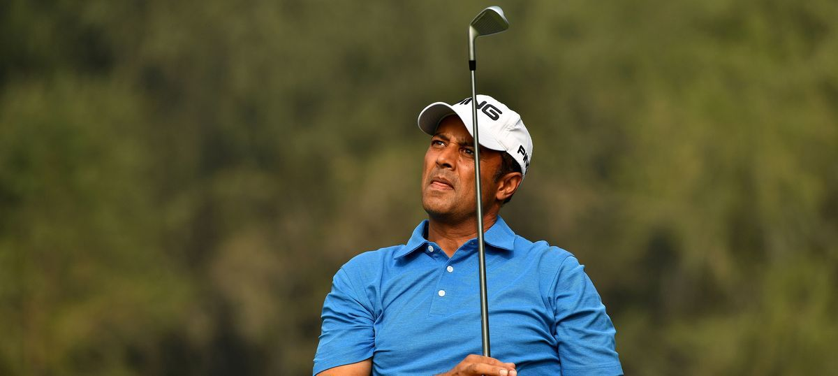 Golf: Arjun Atwal stays in the lead at Mauritius Open
