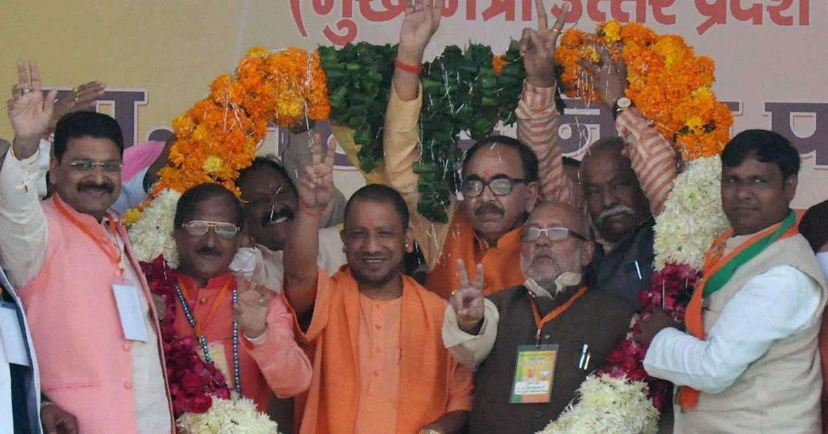 Reality check: The BJP's 'landslide win' in UP civic polls is yet another lesson for the Opposition
