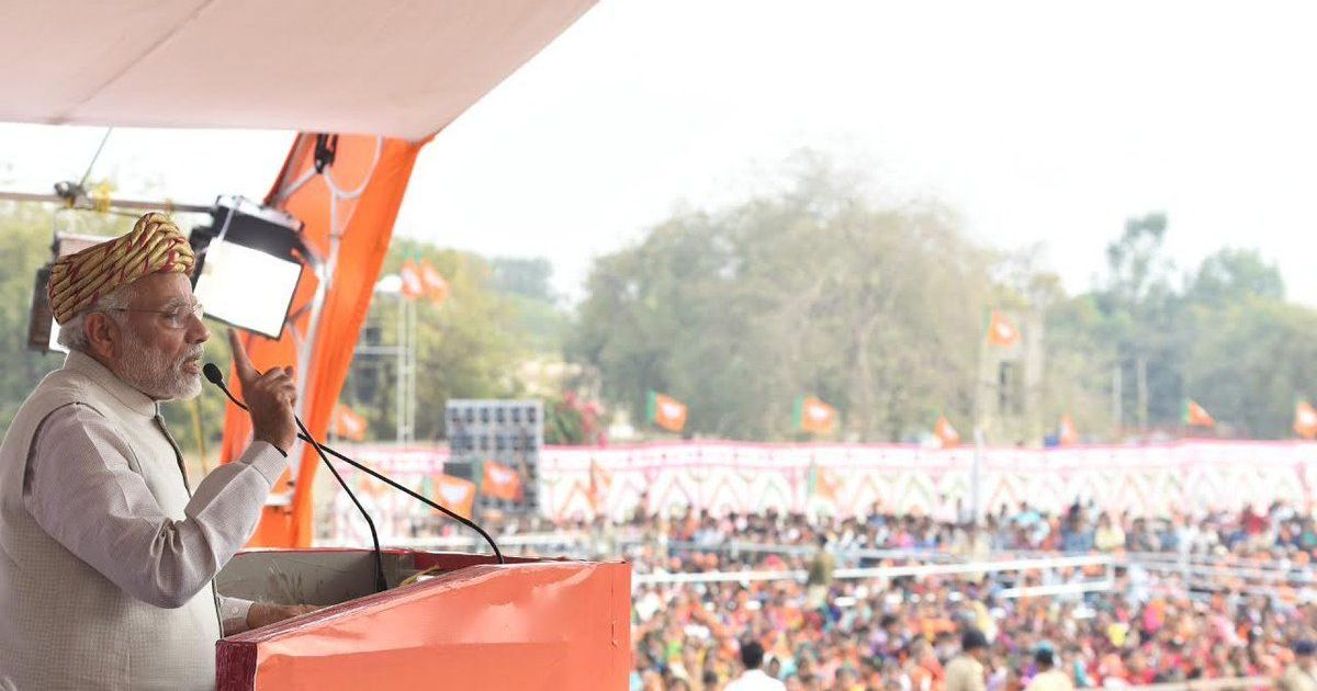 The big news: Modi says Congress envious of the BJP, and nine other top stories