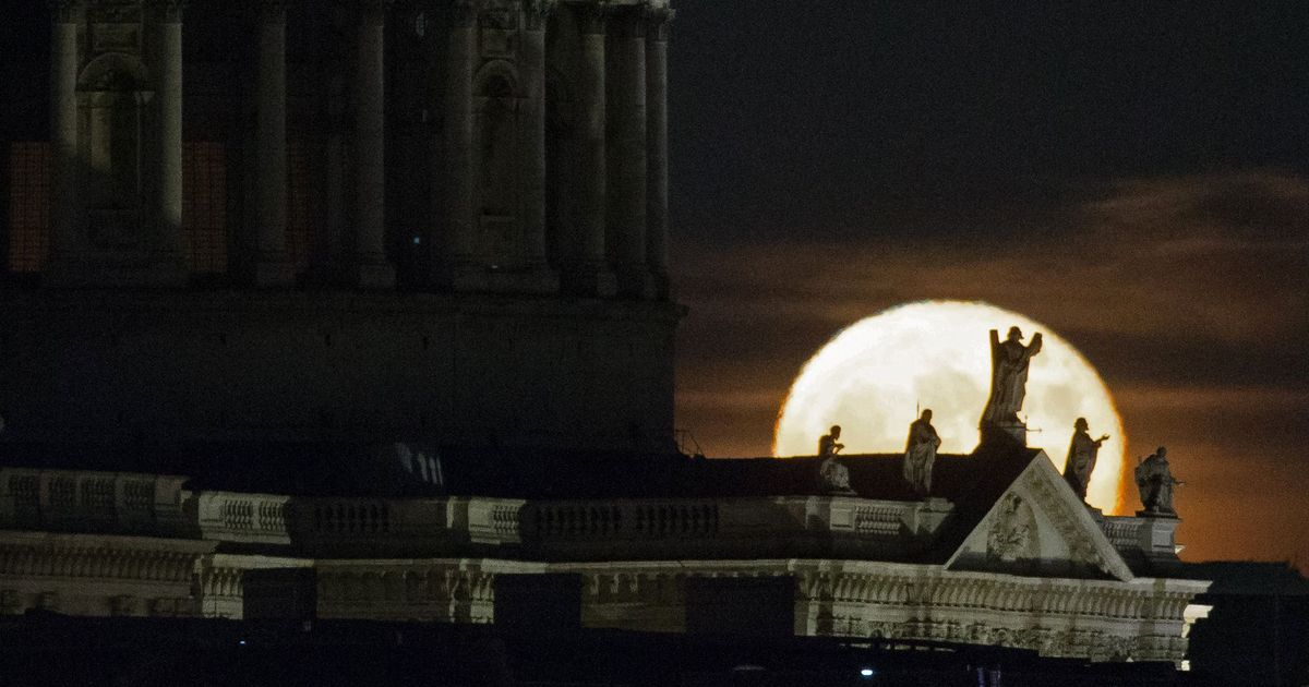 A bigger, brighter 'supermoon' will light up the night sky on Sunday