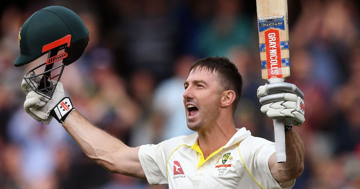 Marsh's unbeaten 126 puts Australia on top at Adelaide