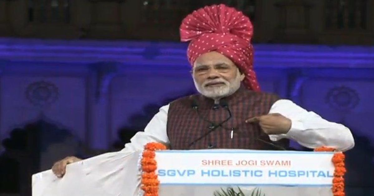 The big news: Modi mocks Congress party's presidential election, and nine other top stories