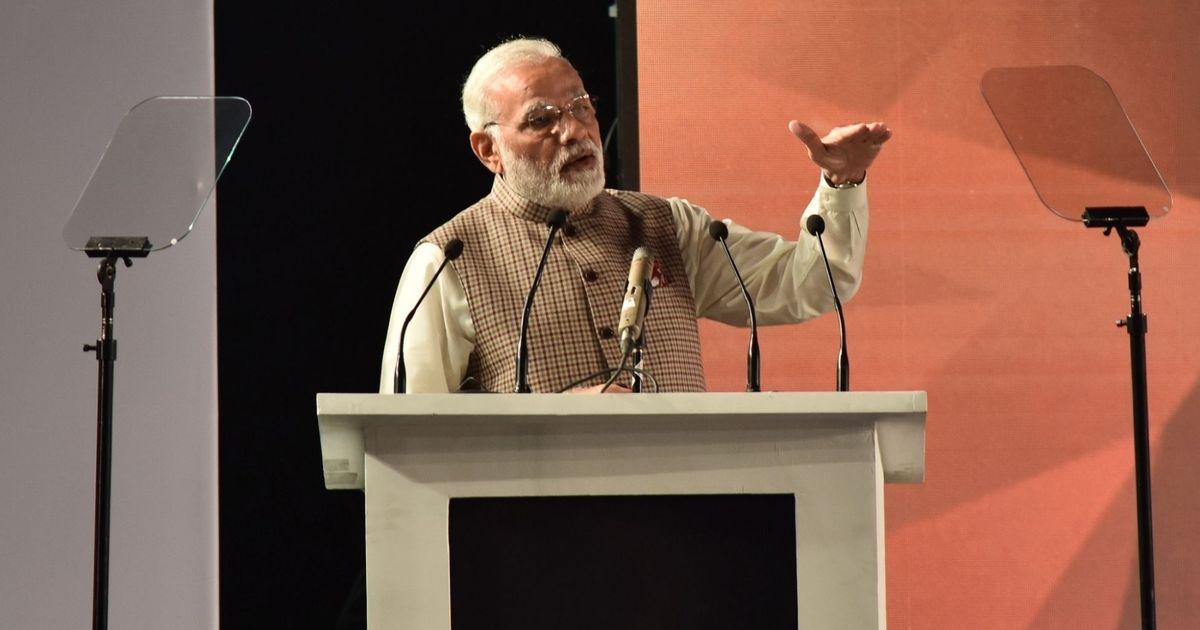 Narendra Modi says he was shocked by Gandhinagar archbishop's 'fatwa' against nationalists