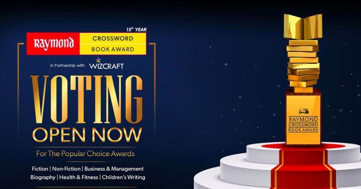 The Crossword Book Award announces shortlist for its Popular Choice Award