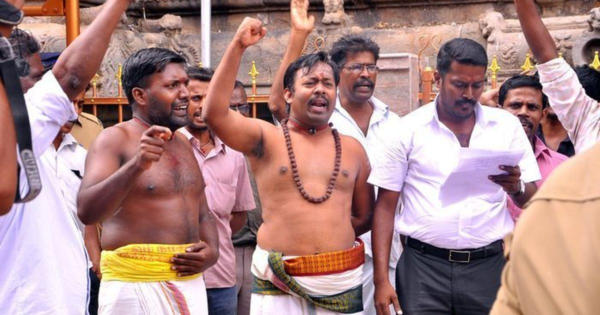 Appointment of Dalit priests in Kerala temples gives hope to their counterparts in Tamil Nadu
