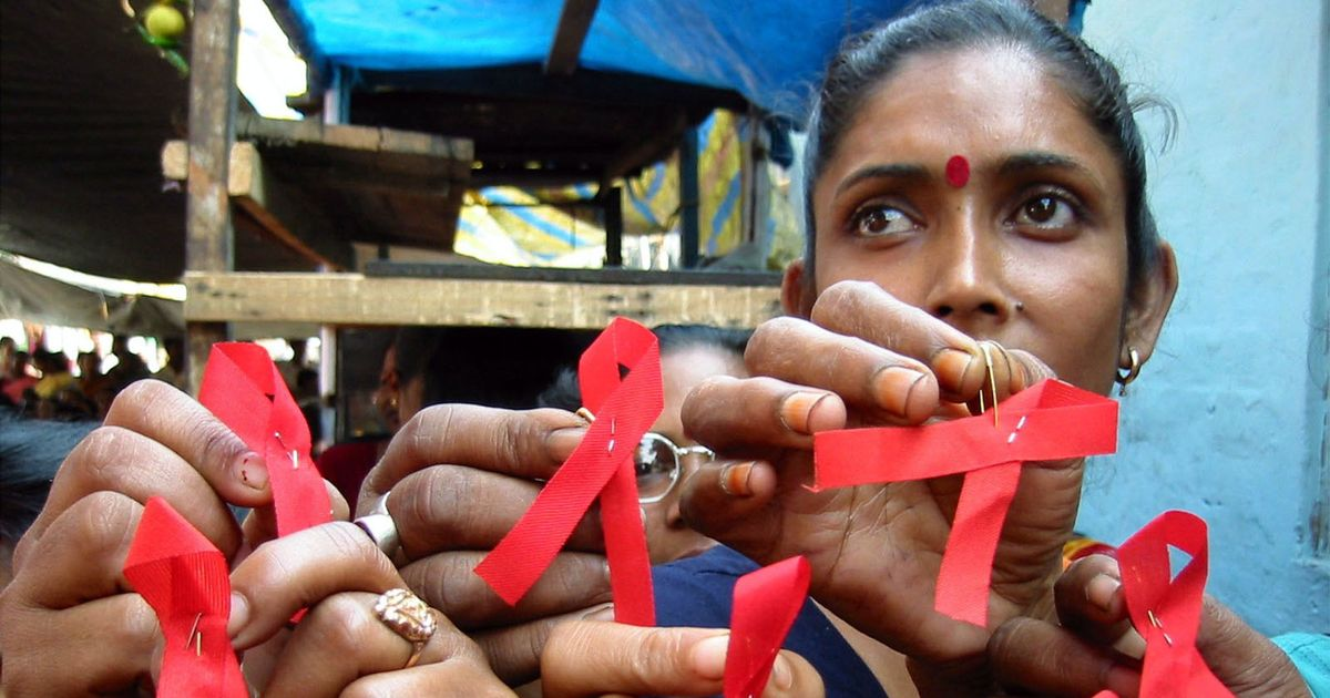 HIV prevalence in the country has dipped only negligibly, shows report