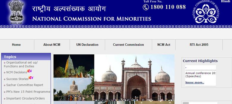 Panel to file report on demand for minority status for Hindus in seven states and a Union Territory