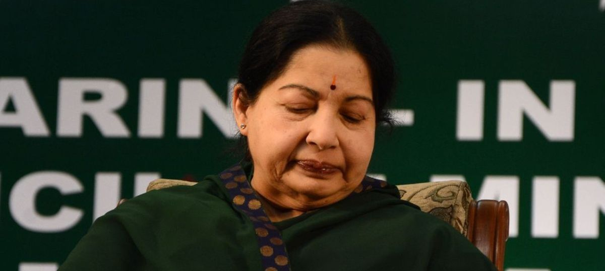 UIDAI tells Madras High Court it can't submit Jayalalithaa's thumb prints obtained for Aadhaar