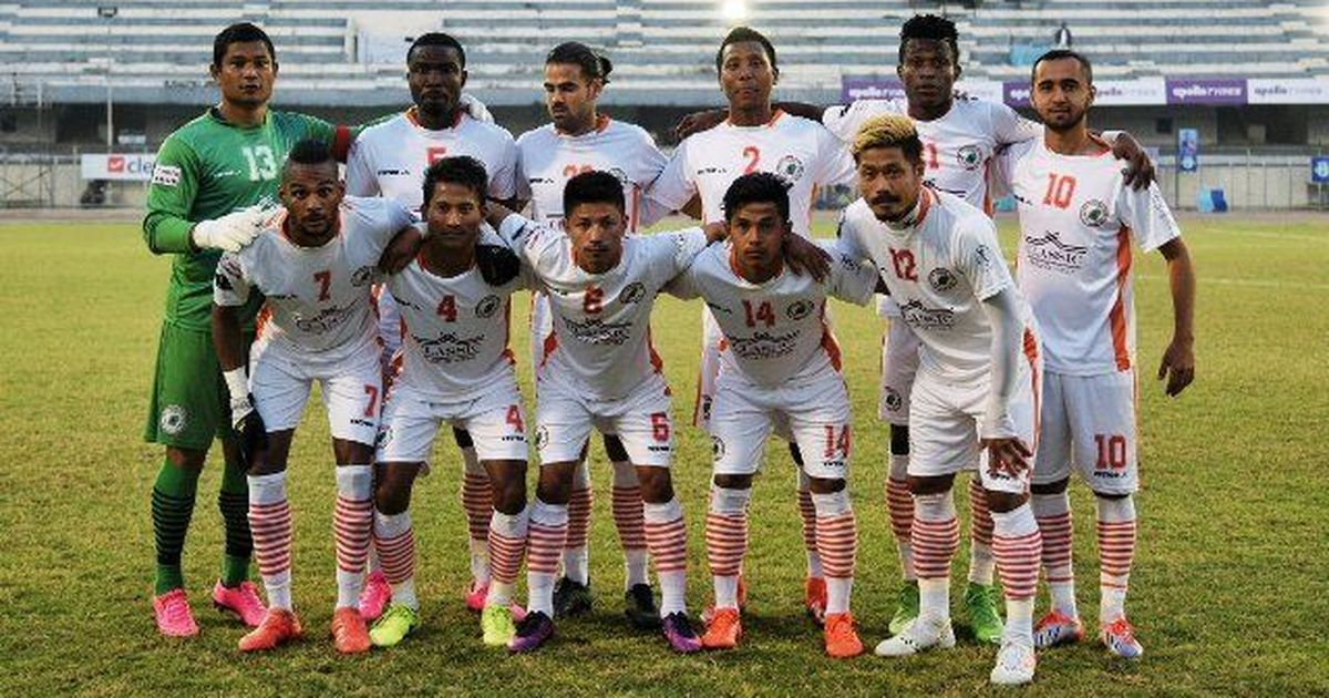 Neroca grab first-ever I-League win with clinical 3-0 away victory over Gokulam Kerala
