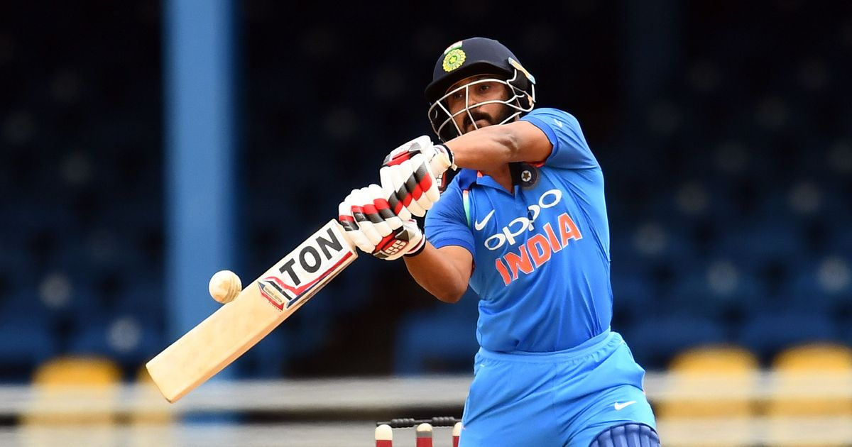 Injured Kedar Jadhav ruled out of Sri Lanka ODI series, Washington Sundar named as replacement