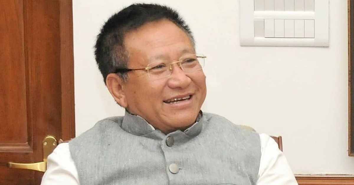Two warring factions of ruling Nagaland People's Front agree to unite