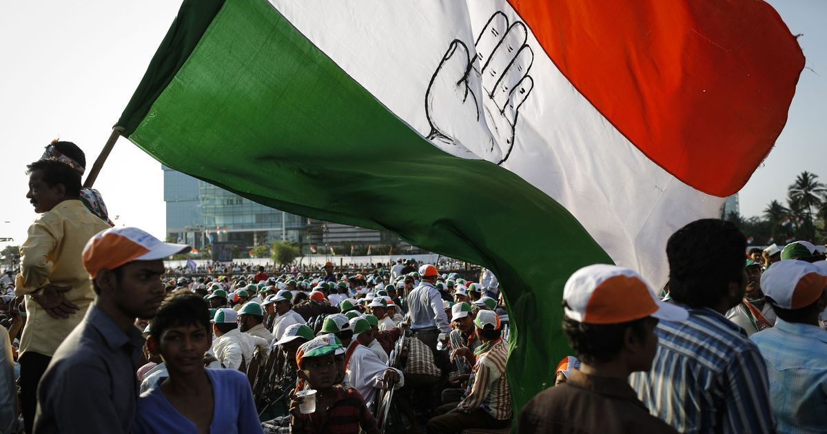 Tripura: 1,000 workers who defected to Trinamool in 2016 return to Congress ahead of elections