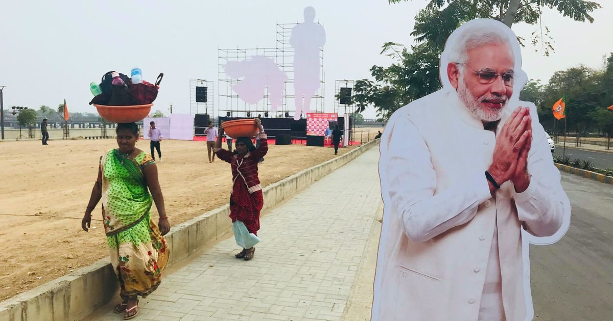 No matter who wins, Modi is no longer larger than life in Gujarat