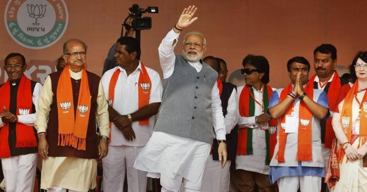 By accusing Manmohan Singh of anti-national act, Modi has redefined the Opposition as the enemy