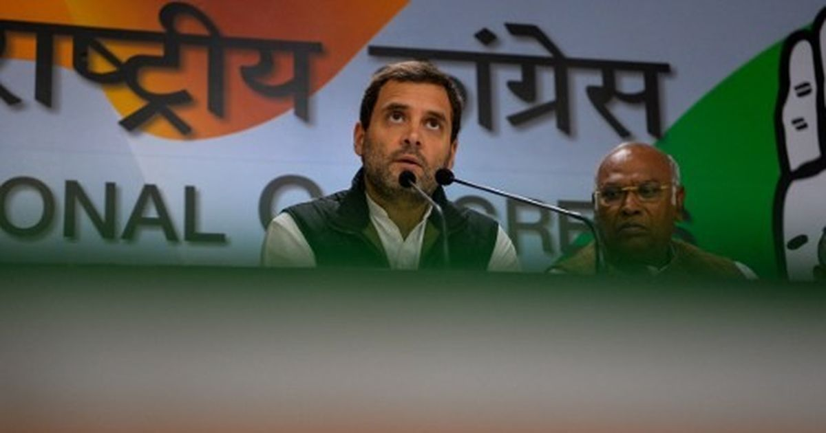 The big news: Rahul Gandhi declared president of Congress, and nine other top stories