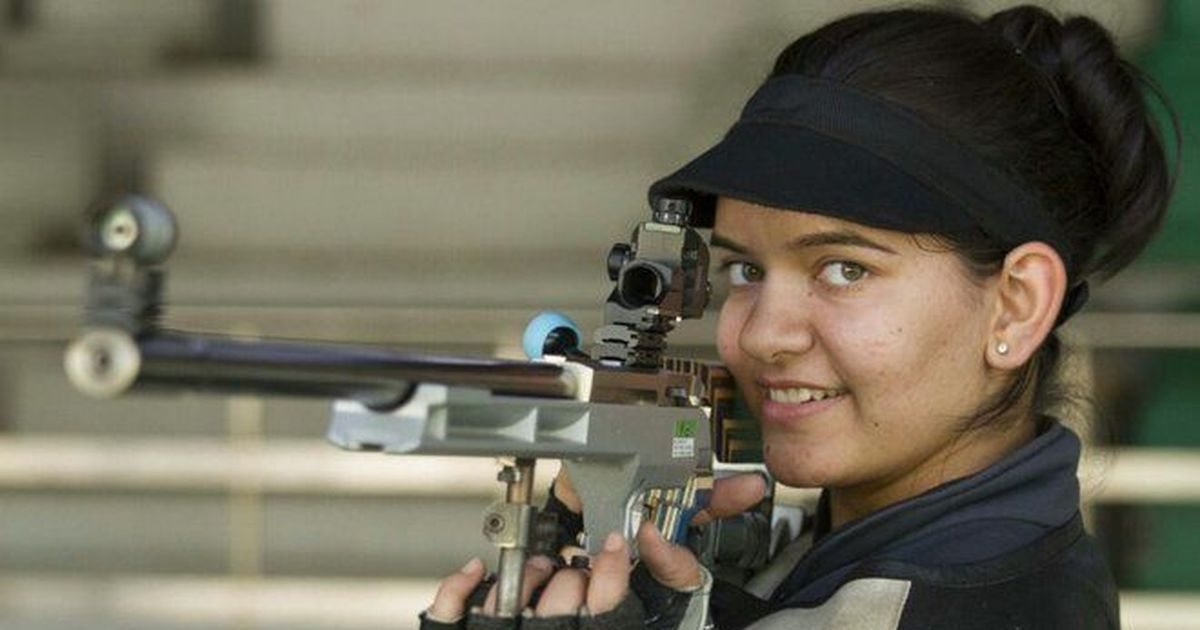 National Shooting Championship: Anjum Moudgil bags two gold medals on opening day