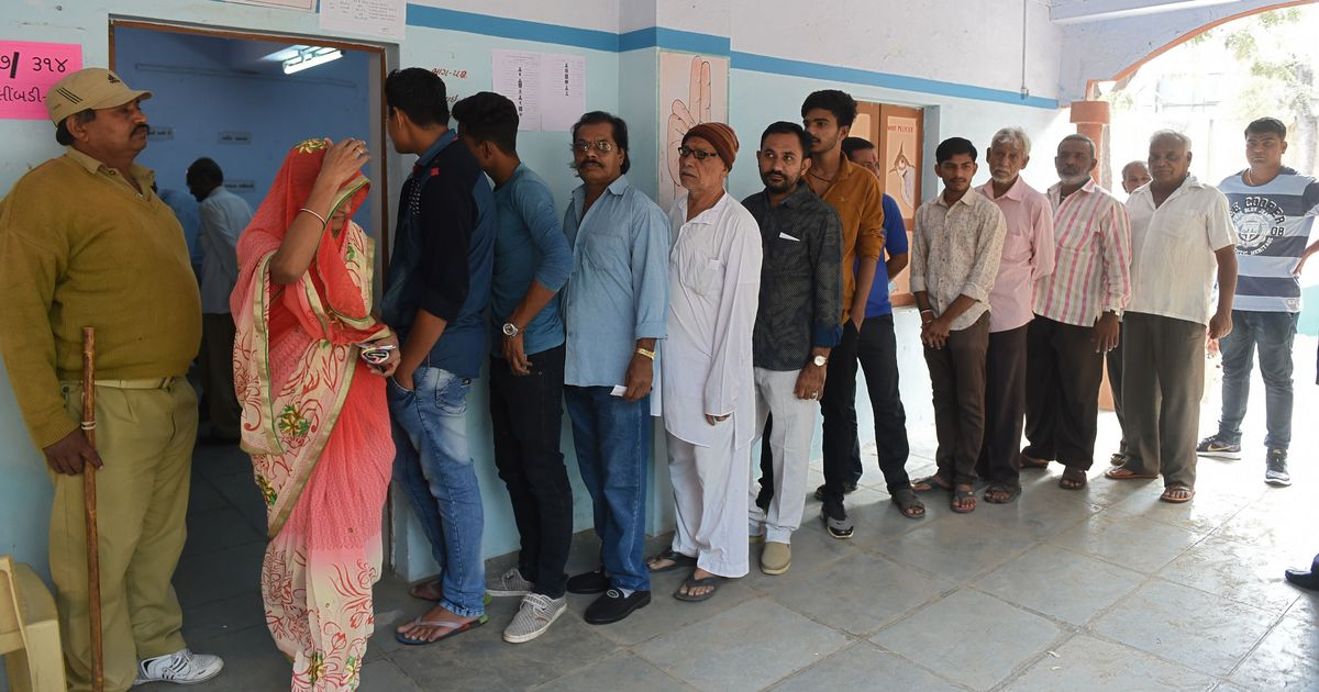Gujarat Assembly elections: State records 68.70% in second phase of polls