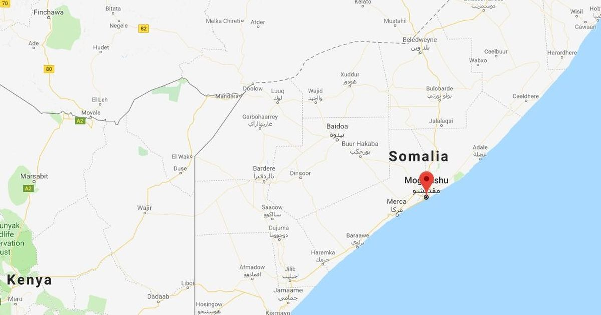 Somalia: At least 15 dead after suicide bomber blows himself up inside police training camp