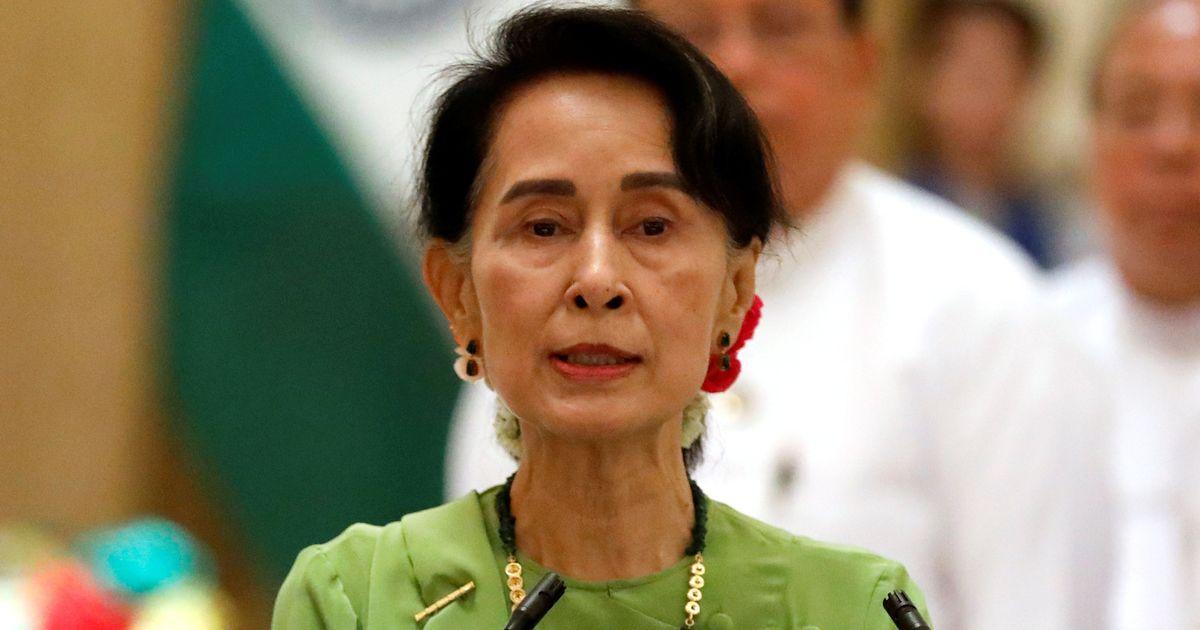 Aung San Suu Kyi stripped of 'Freedom of Dublin City' award for poor handling of Rohingya crisis