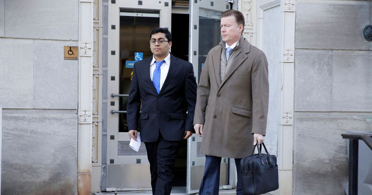 Indian-American student pleads guilty to cyber attacks on Rutgers University's network