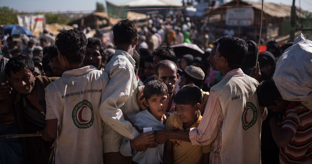 At least 6,700 Rohingya Muslims were killed violently in one month: Medecins Sans Frontieres