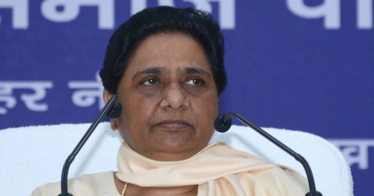 What does Mayawati's threat to convert mean for Dalit politics in India?