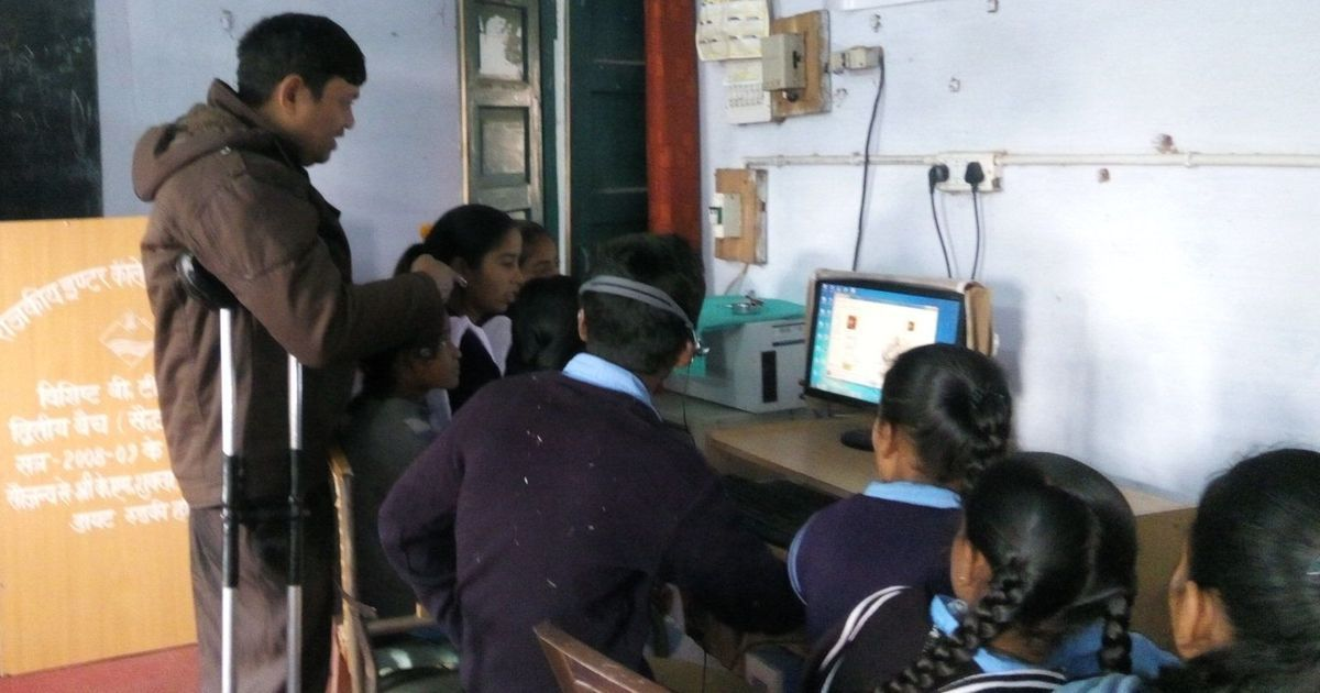 Uttarakhand teacher shortlisted for $1 million prize uses IT to transform poor government schools
