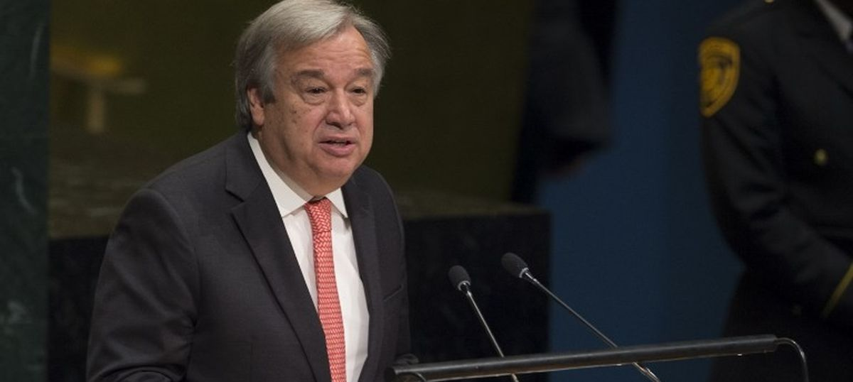 Tension in the North Korean peninsula is the most dangerous peace and security matter, says UN chief
