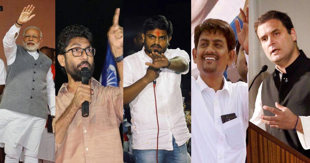 Preview: Caste leaders play key role in Gujarat as Congress eyes a win, BJP banks on Modi