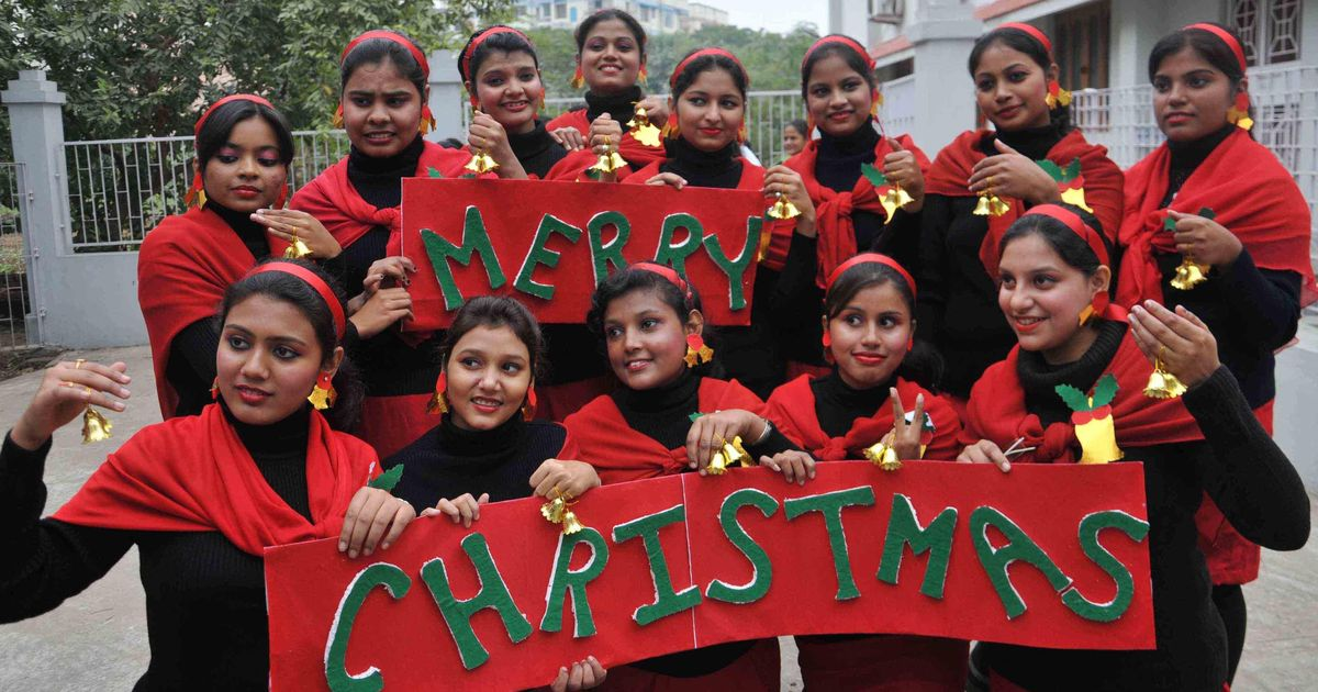 War on Christmas: Hindutva groups are targeting Indian Christians and their biggest festival