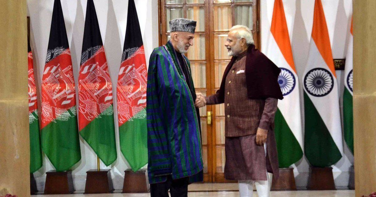 US and Pakistan are 'bedfellows', says former Afghan President Hamid Karzai: The Hindu