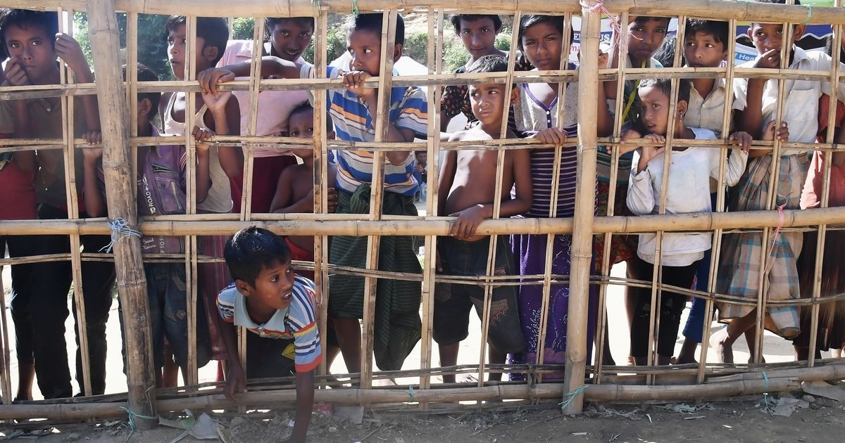 Myanmar military destroyed 40 Rohingya villages in two months, says Human Rights Watch