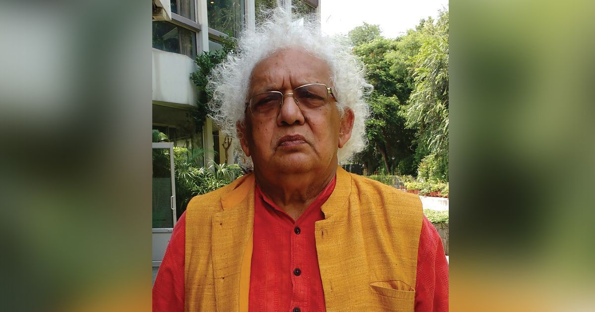 The Nehruvian approach ground the economy down to a low growth path: Meghnad Desai in his new book