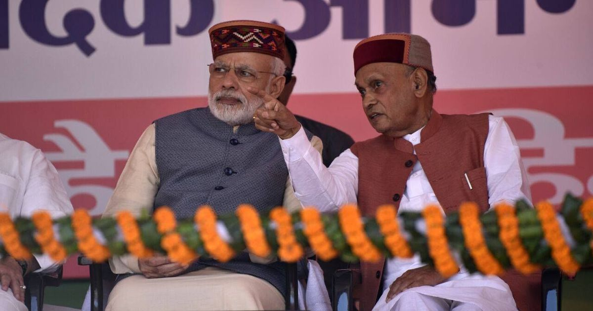 In Himachal, the BJP wins with one hitch – its CM candidate lost his seat