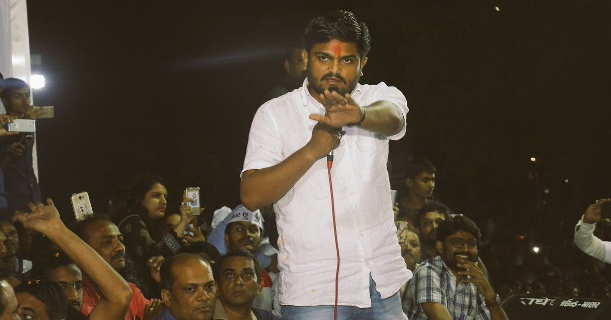 Hardik Patel has a post-poll plan: Campaign against 'communal distrust' in Gujarat and EVMs